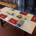 Pasta and Tiramisu cooking class
