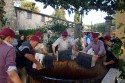 Team Building Tuscany Grape Stomping and Scavenger Hunt Tuscany