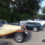 Tuscany vintage and classic cars driving tours