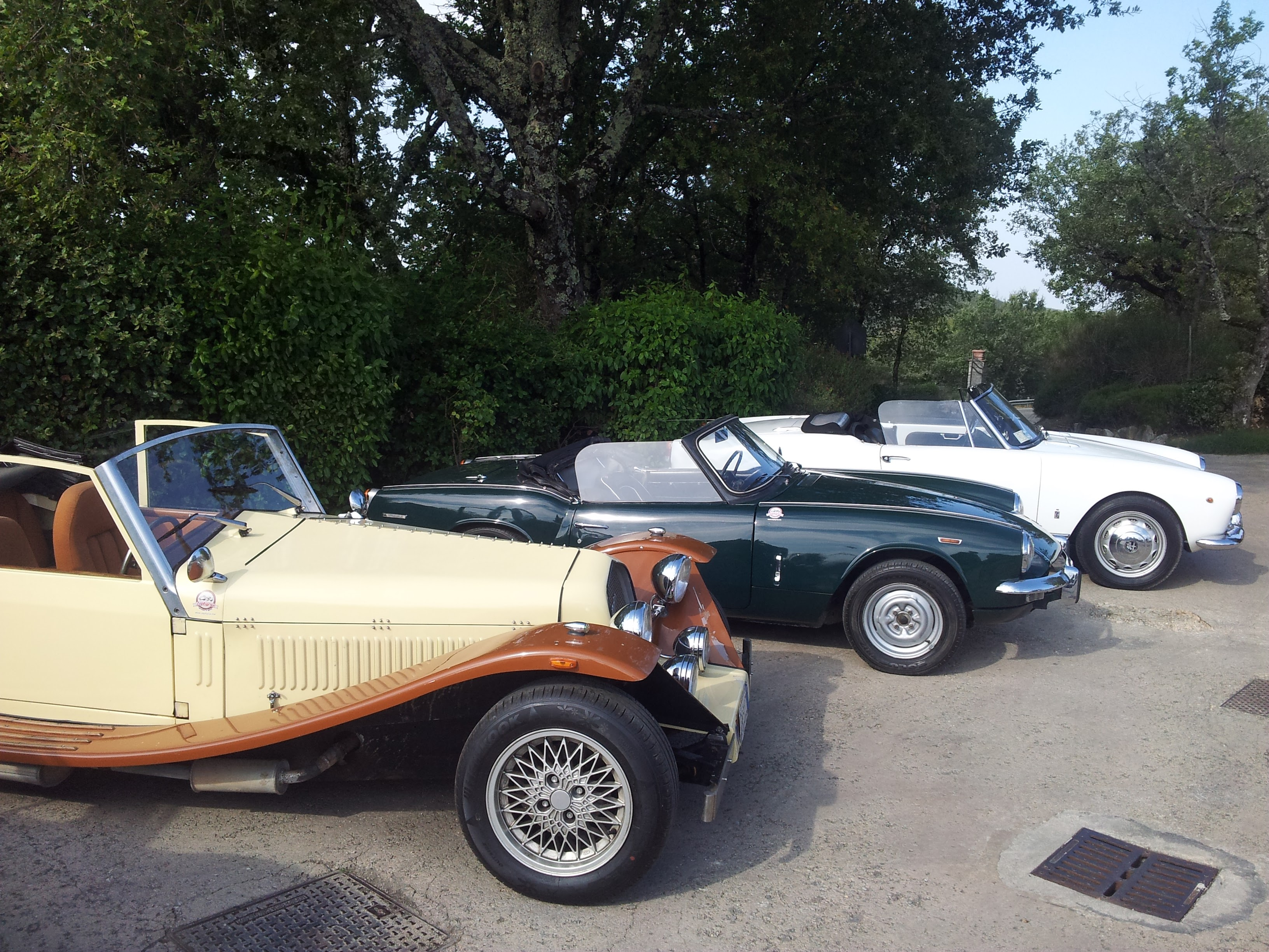 Tuscany Vintage And Classic Cars Driving Tours Corporate Retreat - Vintage classic cars