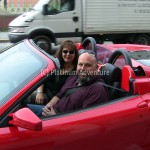 Ferrari Driving in Tuscany