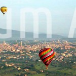 Tuscany Hot air Balloon ride