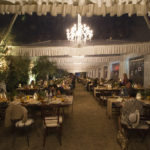 Tent Marquee for Corporate Dinner Tuscany