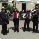 Italian Folk Music Entertainment