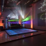 Lights and Audio Event Equipment