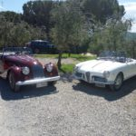 Classic Cars private Tours Chianti Siena Florence
