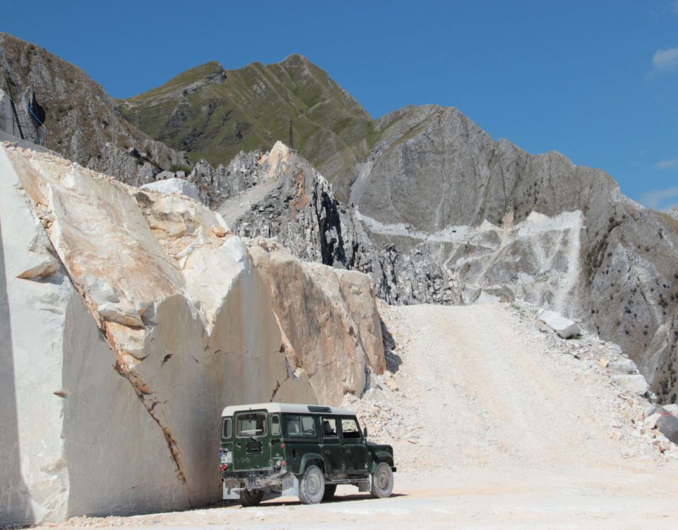 Carrara's Marble Querries Adventure