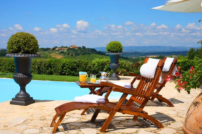 Tuscan Villa and Group or Corporate Trip Planning