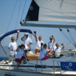 Corporate Sailing Activity