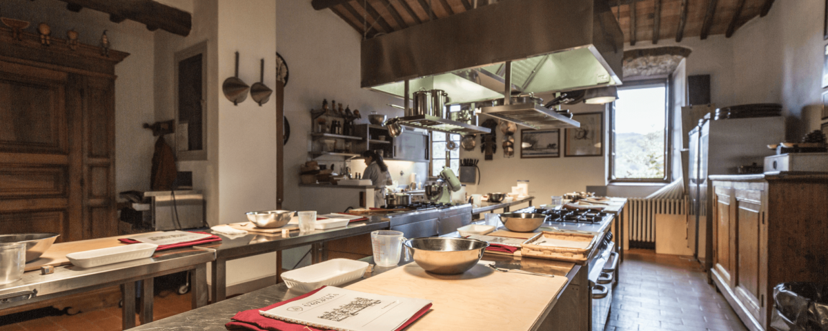 Tuscany Group Cooking Class