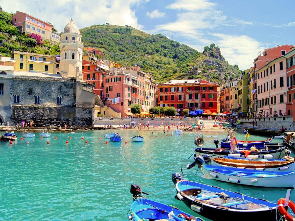 Cinque Terre Corporate Retreat